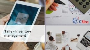 Tally - Inventory management