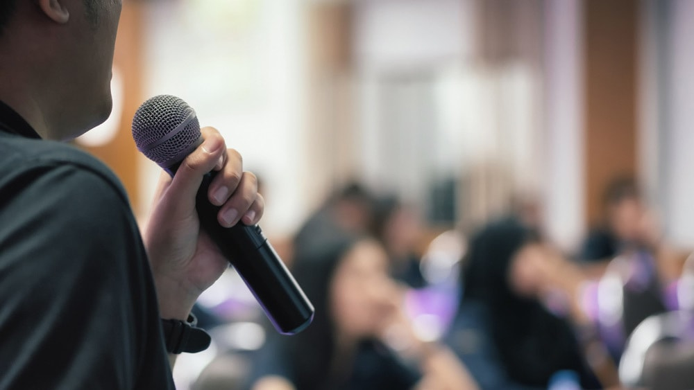 What Are the Different Types of Public Speaking? - Training in India