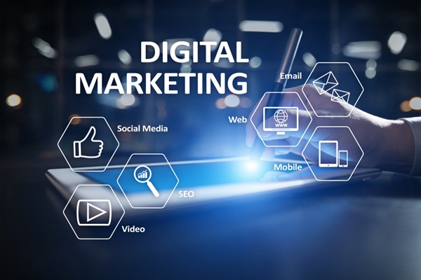 9 Types of Digital Marketing and How to Use Them